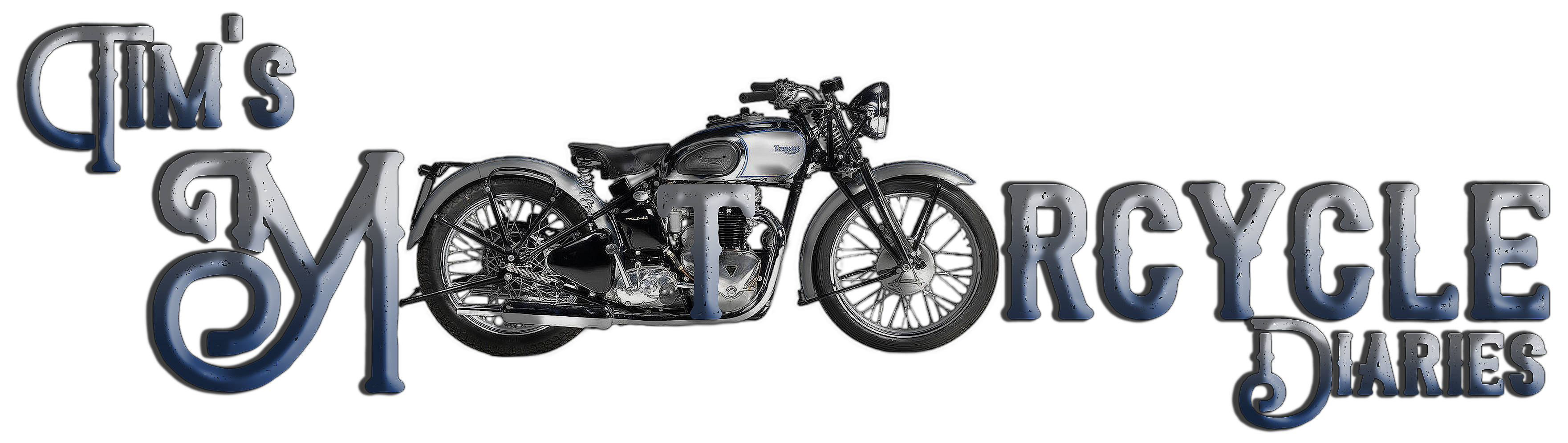 Tim's blog about riding, spannering and restoring motorcycles